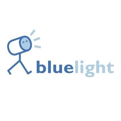 free vector Bluelight