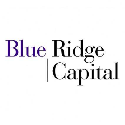 free vector Blue ridge capital