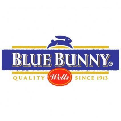 Blue bunny 0