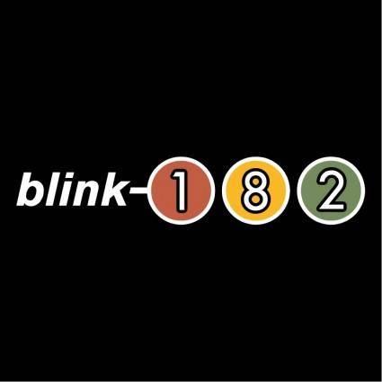 free vector Blink 182