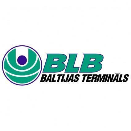 Blb baltijas terminals