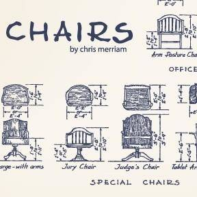 free vector Architectural Standards: Chairs by FRSHNK