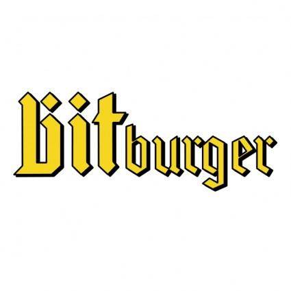 free vector Bit burger