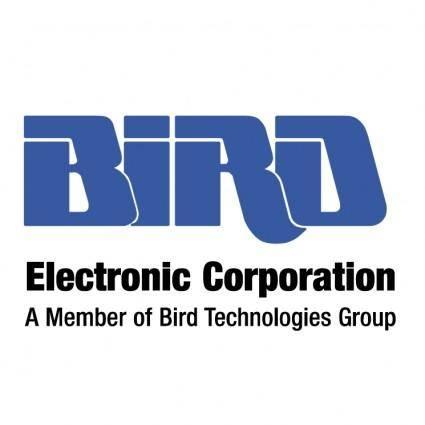 Bird electronic