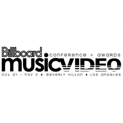 Billboard musicvideo conference