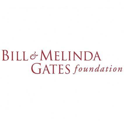 free vector Bill melinda gates foundation