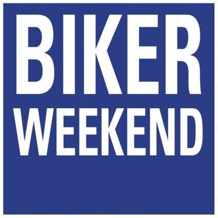 Biker weekend