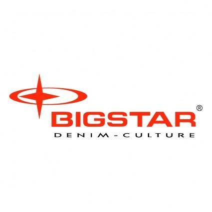 free vector Bigstar