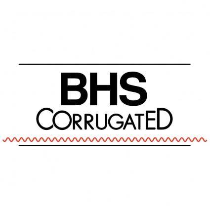 free vector Bhs corrugated