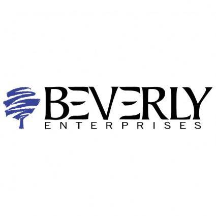 free vector Beverly enterprises