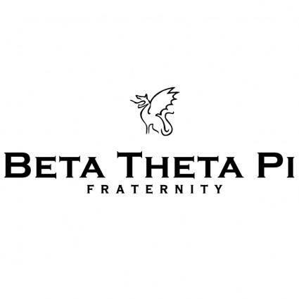 Beta theta pi 1