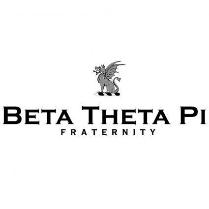 free vector Beta theta pi 0