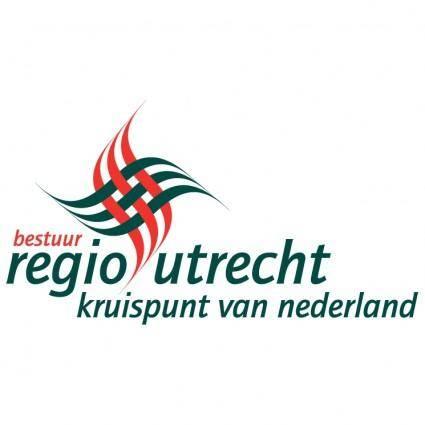 free vector Bestuur regio utrecht