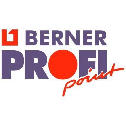 free vector Berner profi point