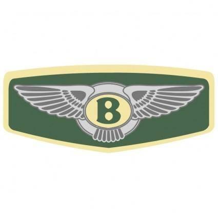 free vector Bentley motors 0
