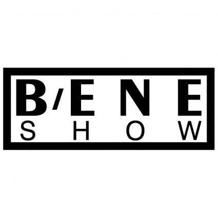free vector Bene show