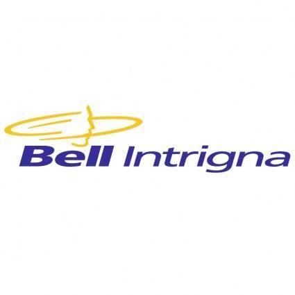 free vector Bell intrigna