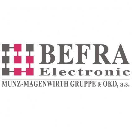 free vector Befra electronic