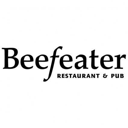 free vector Beefeater 0