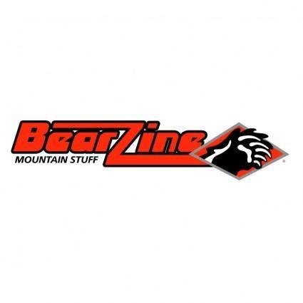 free vector Bearzine