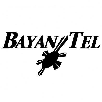 free vector Bayantel