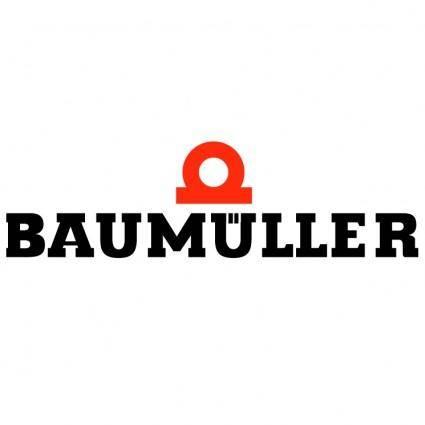 free vector Baumuller