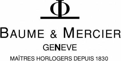 free vector Baume mercier