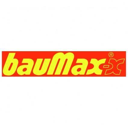 Baumax x