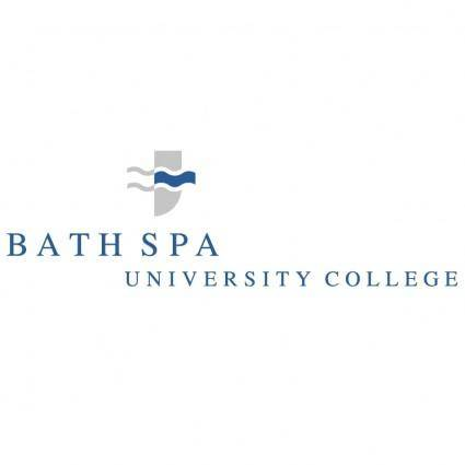 free vector Bath spa university college 0