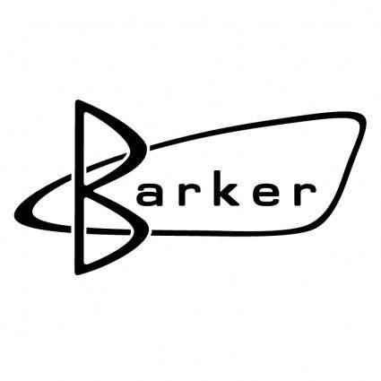 free vector Barker