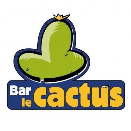 Bar le cactus