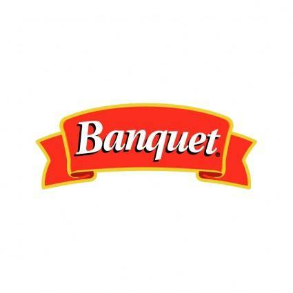free vector Banquet