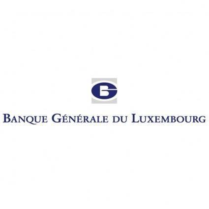 Banque generale du luxembourg
