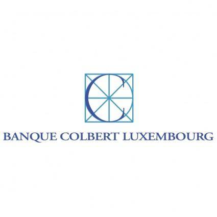 Banque colbert luxembourg