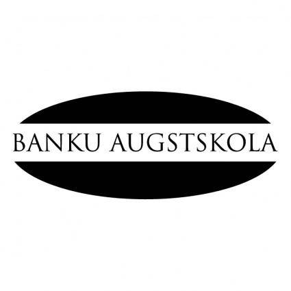 free vector Banku augstskola 0