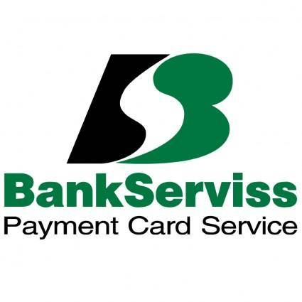 free vector Bankserviss