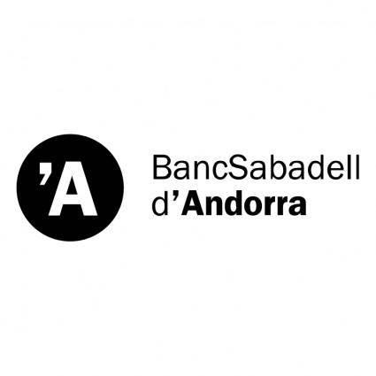 free vector Bancsabadell dandorra
