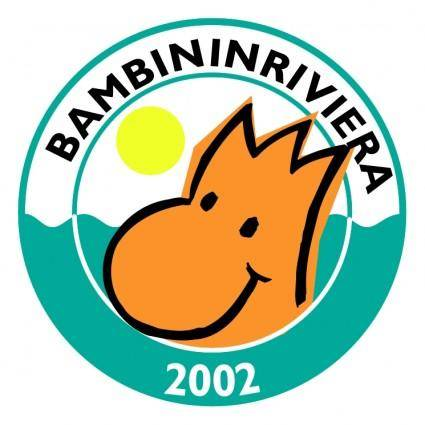 free vector Bambini in riviera papo