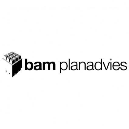 free vector Bam planadvies