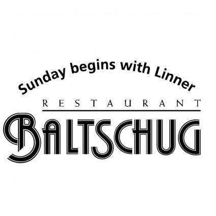 Baltschug restaurant