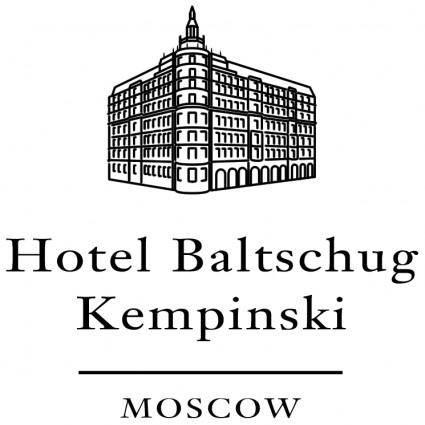 free vector Baltschug kempinski hotels resorts 0