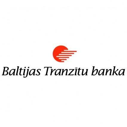 Baltijas tranzitu banka 0