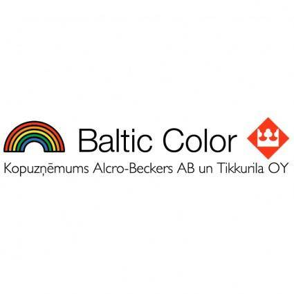 Baltic color