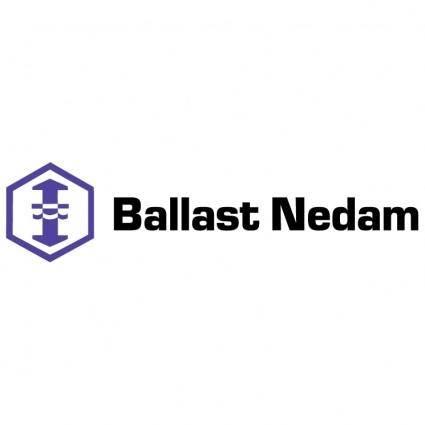 free vector Ballast nedam