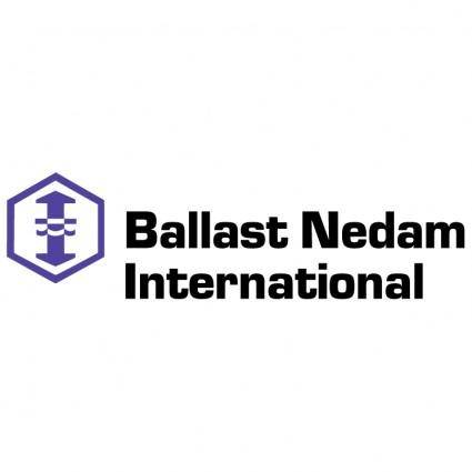free vector Ballast nedam international