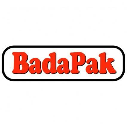 free vector Badapak