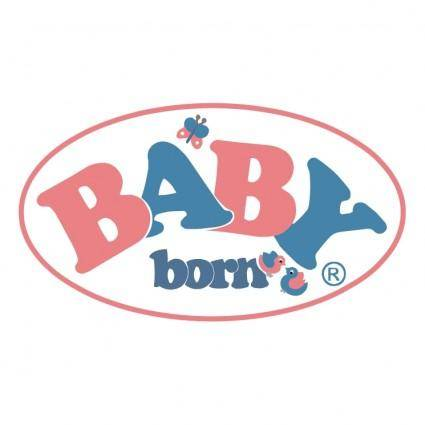 free vector Baby born