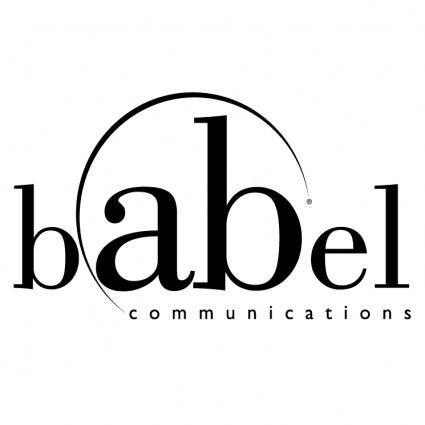 free vector Babel communications