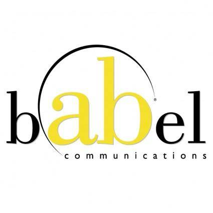 Babel communications 0