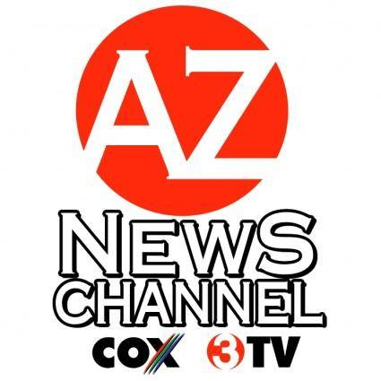 free vector Az news channel